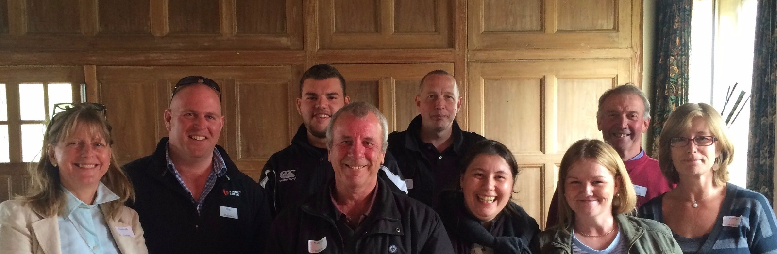Overbury Enterprises Staff Team -