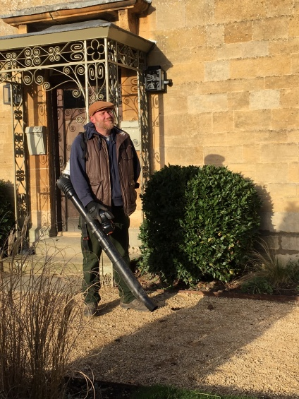 WELCOME JAMIE - HEAD GARDENER