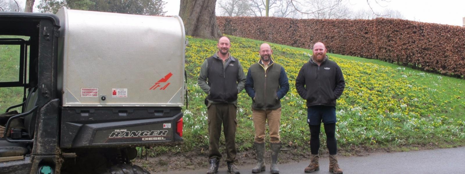 Overbury Enterprises Staff Team -